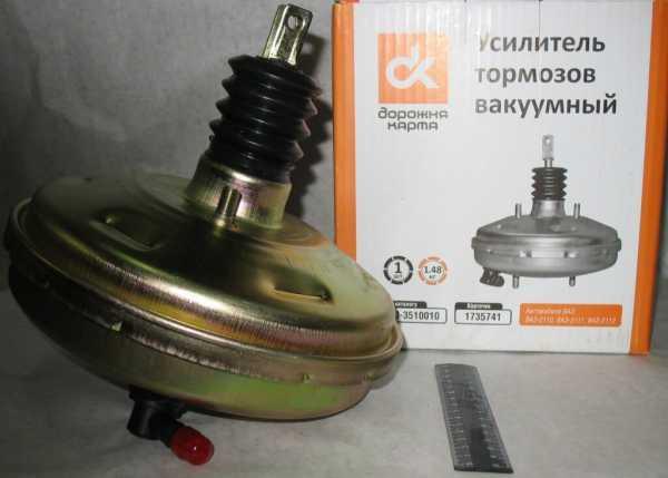 вакуумный усилитель тормозов ваз 2108 ремонт